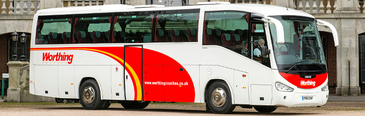 Worthings Coaches image