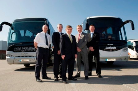 Lucketts Buys Historic Southampton Coach Firm To Expand Business