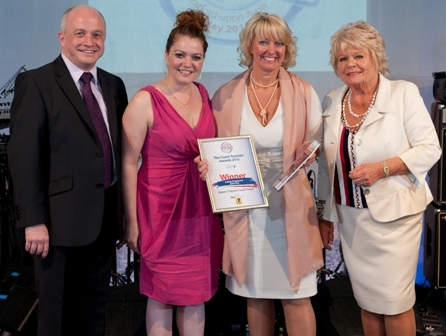 South West Coach Company Scoops Second Award