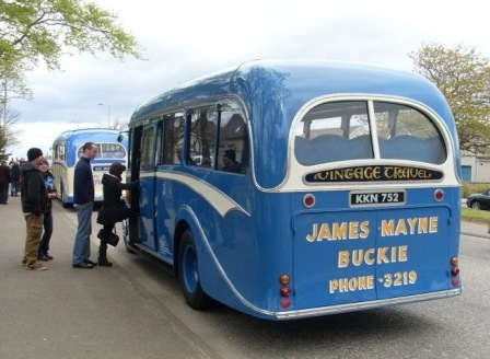Travel in vintage style with Maynes