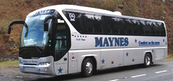 Maynes drivers complete CPC training 17 months early